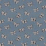 Modello di farfalle Fotografia Stock