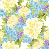 Modello di fiore Immagini Stock