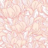 Modello di fiore della primavera Immagini Stock Libere da Diritti