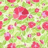 Modello di fiore, grafica vettoriale illustrazione vettoriale