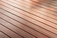 modello di legno del fondo di interior design della decorazione del pavimento Immagini Stock
