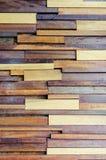 Modello di legno del grano Fotografia Stock Libera da Diritti