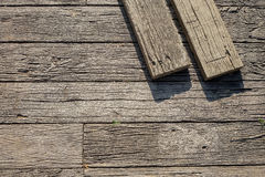 Modello di legno del pavimento con i legnami fotografie stock libere da diritti