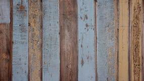Modello di legno rustico del fondo di struttura di legno del tavolato Fotografie Stock
