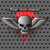Modello di logo di sviluppo del gioco royalty illustrazione gratis