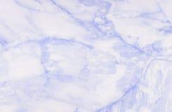 Modello di marmo astratto di superficie del primo piano ai precedenti di pietra di marmo blu di struttura del pavimento Immagine Stock Libera da Diritti