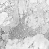 Modello di marmo bianco del fondo di struttura con l'alta risoluzione Fotografie Stock