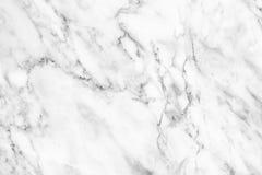 Modello di marmo bianco del fondo di struttura con l'alta risoluzione Immagine Stock