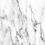 Modello di marmo bianco del fondo di struttura con l'alta risoluzione Fotografia Stock Libera da Diritti