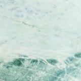 Modello di marmo di superficie del primo piano al fondo di marmo di struttura della parete di pietra Fotografia Stock