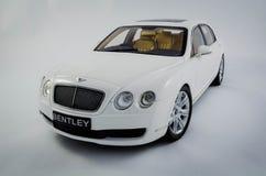 Modello di Minichamps di 1:18 di Bentley Continental Flying Spur immagini stock