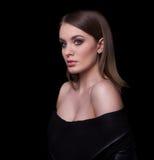 Modello di moda Woman, ritratto di bellezza immagine stock libera da diritti