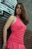 Modello di modo sexy Fotografia Stock