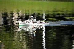 Modello di nave Immagini Stock Libere da Diritti