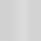 Modello di onda d'argento Fotografie Stock