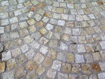 Modello di Pale Cobble Stone fotografie stock libere da diritti
