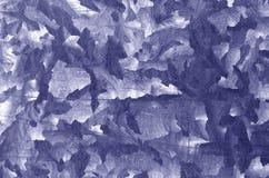 Modello di piastra metallica di colore blu Fotografie Stock