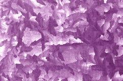 Modello di piastra metallica di colore porpora Fotografia Stock