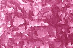 Modello di piastra metallica di colore rosa Immagine Stock