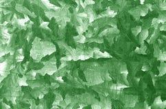 Modello di piastra metallica di colore verde Fotografia Stock