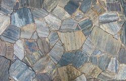 Modello di pietra dell'ardesia Fotografia Stock