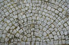 Modello di pietra grigio del mattone Immagine Stock Libera da Diritti