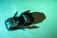 Modello di Porsche Fotografia Stock Libera da Diritti