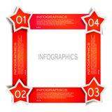 Modello di progettazione moderna Fotografie Stock