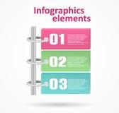 Modello di progettazione moderna Fotografia Stock