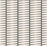 Modello di punti astratto senza cuciture Fotografia Stock Libera da Diritti