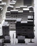 Modello di scala Building Immagini Stock Libere da Diritti