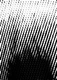 Modello di semitono cerchio Formato della copertura A4, modello per il manifesto Fotografie Stock Libere da Diritti
