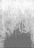 Modello di semitono Formato della copertura A4, modello per il manifesto Fotografie Stock