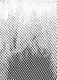 Modello di semitono Formato della copertura A4, modello per il manifesto Fotografie Stock Libere da Diritti