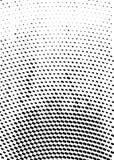 Modello di semitono Formato della copertura A4, modello per il manifesto Fotografia Stock