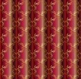 Modello di seta vermiglio più luminoso royalty illustrazione gratis