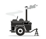 Modello di simbolo di approvvigionamento royalty illustrazione gratis