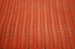 Modello di tessuto di canestro Immagine Stock