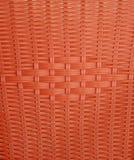 Modello di tessuto di canestro Fotografia Stock Libera da Diritti