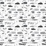 Modello di trasporto in comune Fotografie Stock