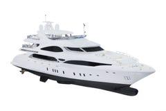 Modello di un'imbarcazione a motore immagine stock libera da diritti
