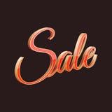 modello di vendita 3d Fotografia Stock