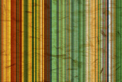 Modello di verde del tartan di Horizantal - Tabella dell'abbigliamento del plaid Fotografie Stock