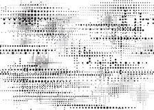 MODELLO DI VETTORE DI SAEMLESS PUNTEGGIATO LERCIUME STRUTTURA DI SEMITONO DI PROGETTAZIONE illustrazione di stock