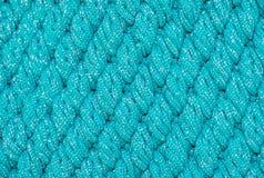 Modello diagonale che tricotta lana Immagine Stock