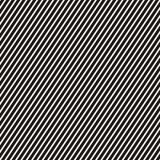Modello diagonale delle bande Struttura a strisce senza cuciture di vettore, linee sottili illustrazione vettoriale