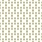 Modello dorato delicato Fotografia Stock
