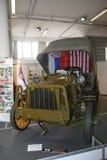 Modello E Truck di Packard al Car Show di Belgrado immagini stock