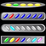 Modello Editable di percorso di Web site Immagine Stock Libera da Diritti