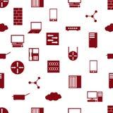 Modello eps10 dell'icona della rete Illustrazione di Stock